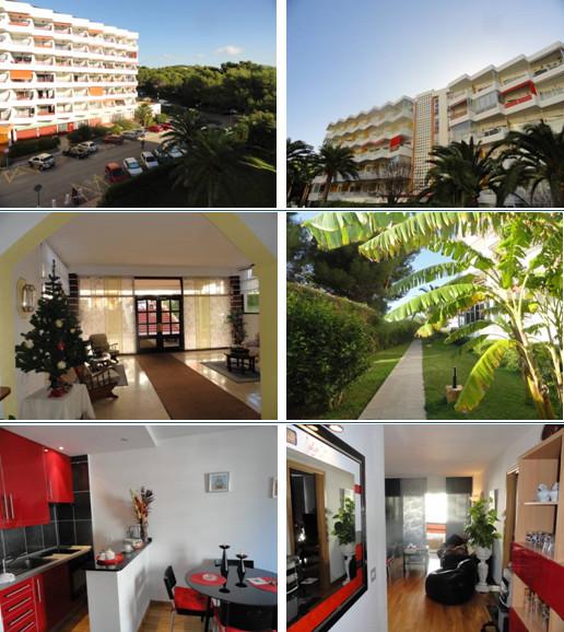 дома и апартаменты Испании