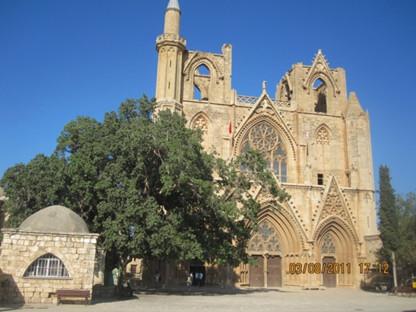Северный Кипр, достопримечательности