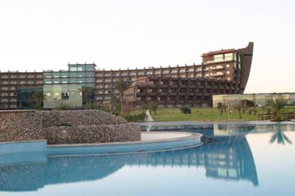 гостиница на Северном Кипре