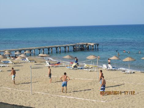 пляж Саламис