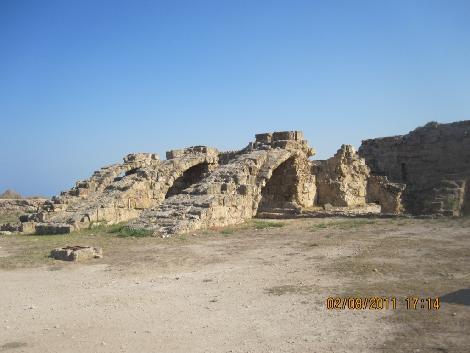 Руины Саламиса
