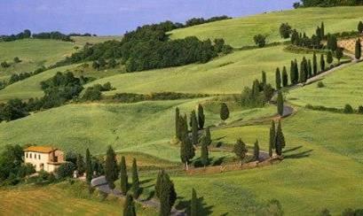 регион Тоскана