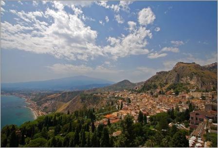 Сицилия недвижимость