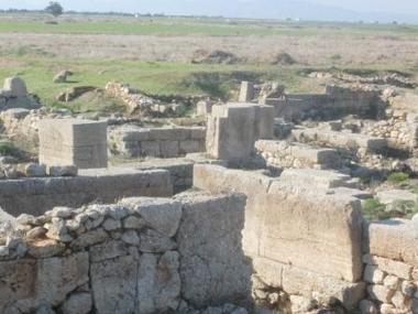 развалины на Северном Кипре