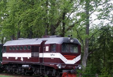Фамагуса, первый локомотив