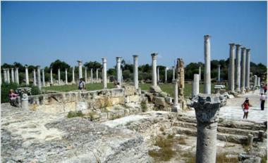 Северный Кипр, Саламис